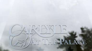 The exterior of Carlyle at the Palace is