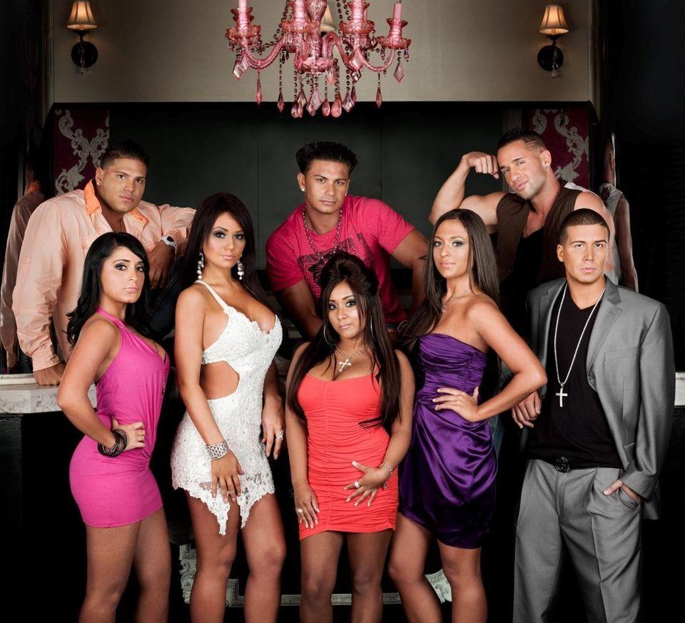 Season one of MTV's Jersey Shore