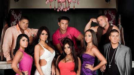 Season one of MTV's Jersey Shore