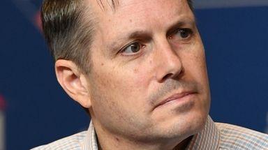 Mets interim general manager John Ricco addresses the