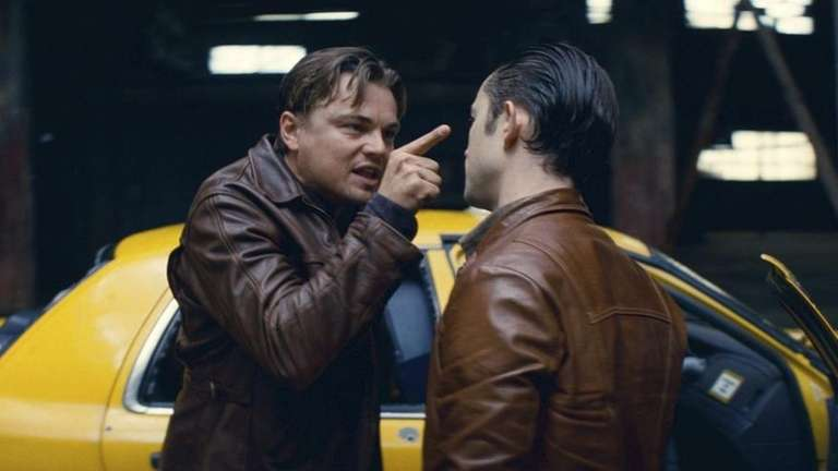 Leonardo DiCaprio stars as Cobb and Joseph Gordon-Levitt