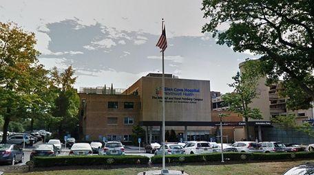 Glen Cove Hospital on Andrews Street in Glen