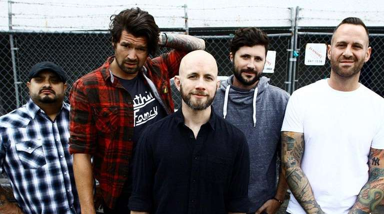 Who: Taking Back Sunday Best known for: Songs