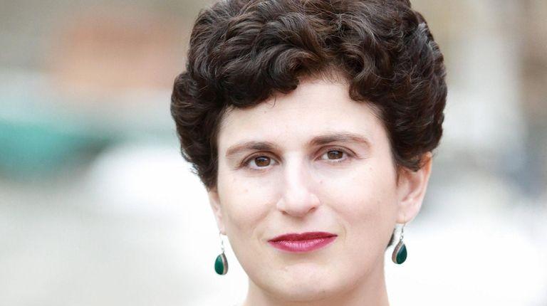 Sarah Weinman, author of