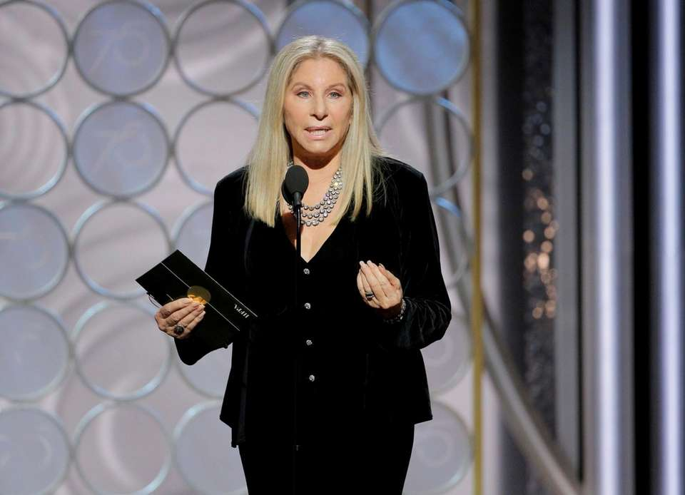 Who: Barbra Streisand Best known for: Not only