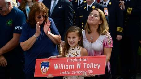 Isabella and Marie Tolley, William Tolley's daughter and