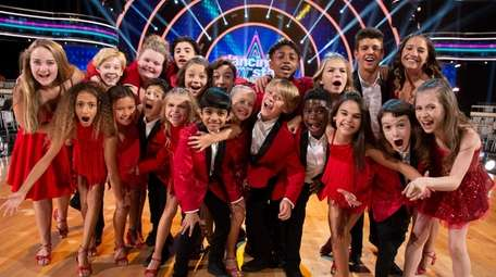 "The young performers who'll appear on ABC's ""Dancing"