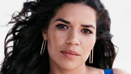 Actress America Ferrera has edited a new anthology,