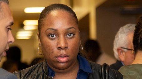 Former Nassau County jail nurse Carroll Ann Clarke
