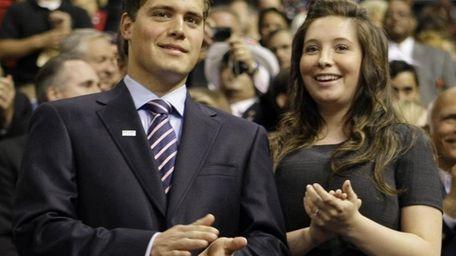 File photo shows Bristol Palin, daughter of Alaska