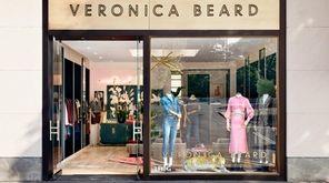 High-end women's clothing brand Veronica Beard opened a