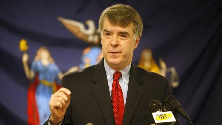 Senator Brian Foley in Farmingville, New York. (Jan.