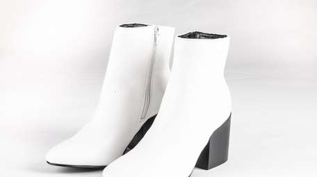 Tall go-go boots were the trend in fall
