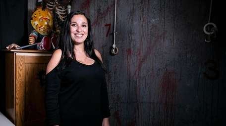 Cat Dunn, owner of Epic Escape Rooms Long