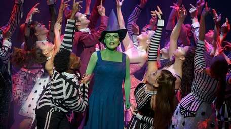 "The Broadway show ""Wicked"" will be celebrated in"