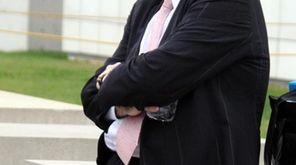 David Brooks, former head of DHB Industries of