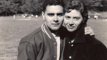 Vincent and Walda Corazón of North Bellmore pose