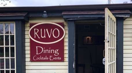 Ruvo East in Port Jefferson is closed because