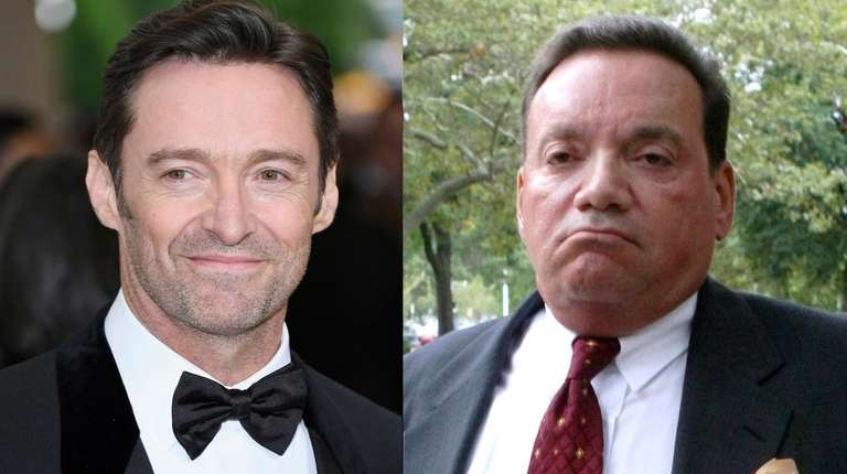 Hugh Jackman, left, will star in this upcoming