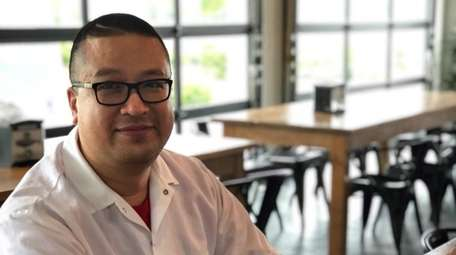 Greg Ling is the new executive chef at