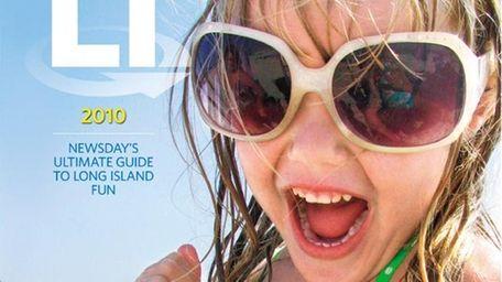 2010 ExploreLI Magazine cover