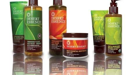 Hauppauge based beauty brand, Desert Essence, launches its