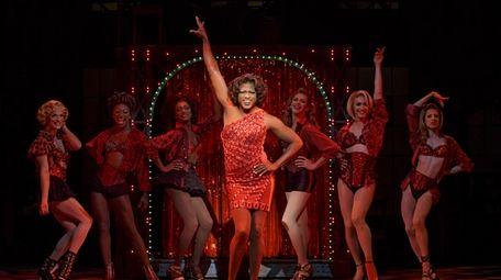 "Wayne Brady stars in ""Kinky Boots"" on Broadway"