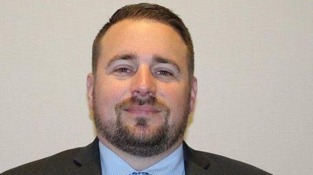 James Dresch of Farmingdale has been hired as