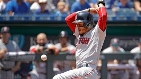 Red Sox's Mookie Betts would be David Lennon's