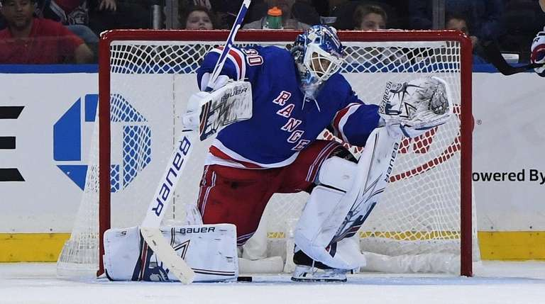 Henrik Lundqvist Re Energized For New Season With New Coach At The