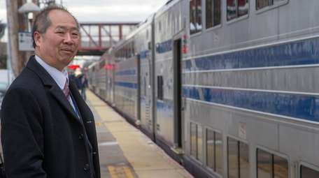 LIRR President Phillip Eng has made key changes