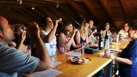Martha Clara vineyards is a destination for more