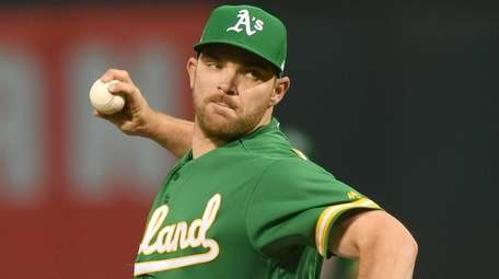Oakland reliever Liam Hendriks may start the American