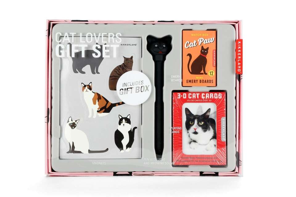 Gift the cat-loving person in your life this