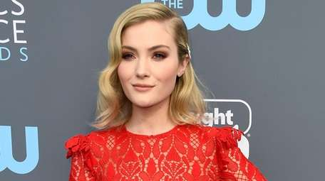 Skyler Samuels attends The 23rd Annual Critics' Choice