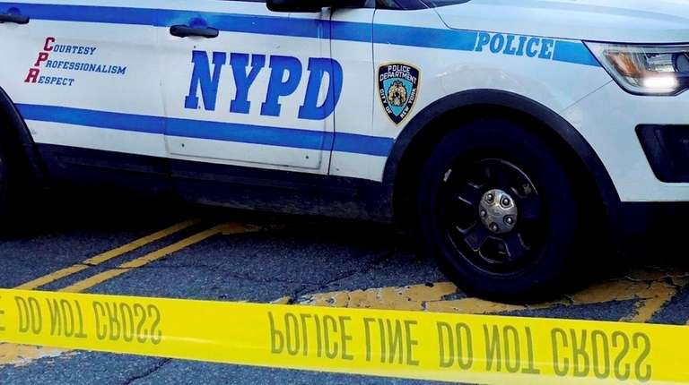 The latest NYPD data shows that homicides in