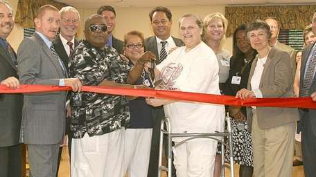 Lakeview rehabilitation center, Middle Island