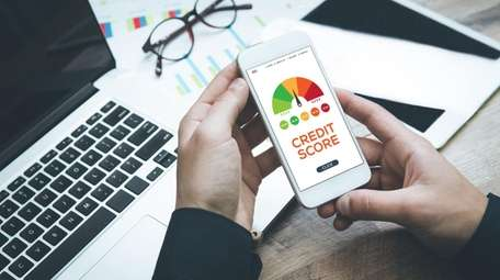 Keeping tabs on your credit score, and repairing