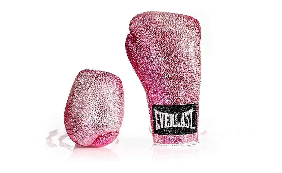 Bloomingdale's partnered with Everlast to give a one-two