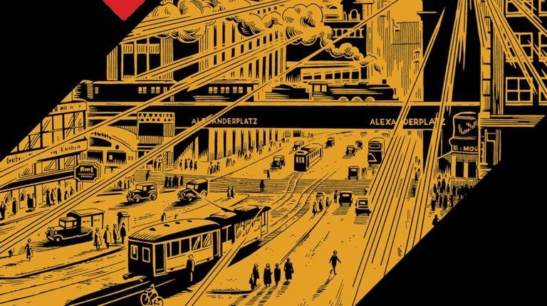 """Berlin"" by Jason Lutes (Drawn & Quarterly, September"