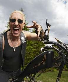 Long Island's Dee Snider, front man of Twisted