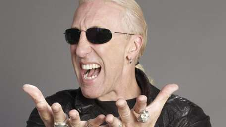 Legendary frontman of heavy metal group Twisted Sister,