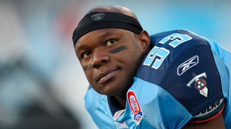 Former Titans outside linebacker Keith Bulluck doesn't think