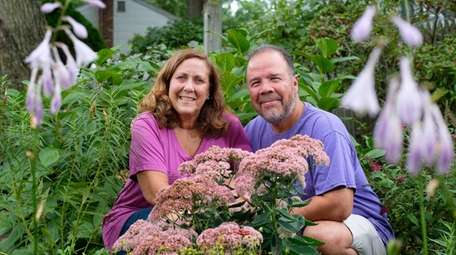 Abby Melendez, 59, and her husband Miguel, 62,