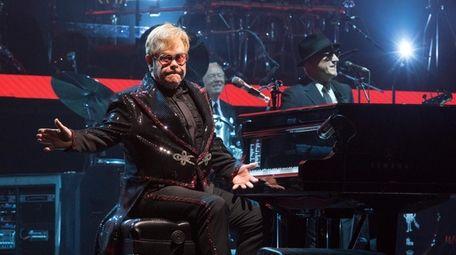 Elton John brings his Farewell Yellow Brick Road