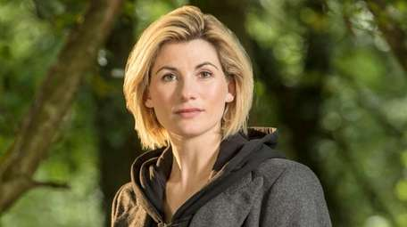 Jodie Whittaker plays the 13th Doctor in BBC