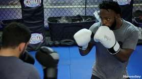 Freeport's Andre Harrison talks about potentially fighting twice