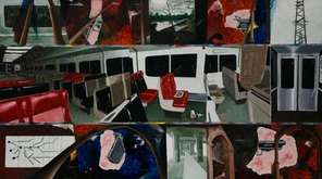 """""""Still Life On The Long Island Railroad,"""" by"""