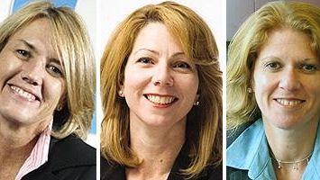Three LI woman among top 100 in business.