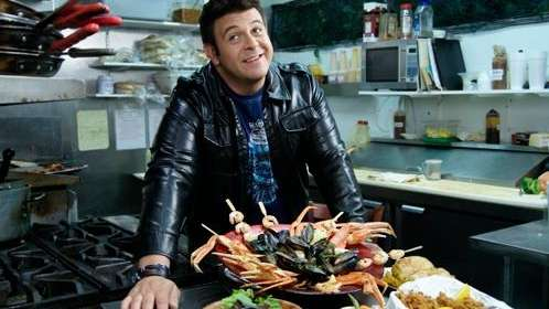 Adam Richman, star of Travel Channel's Man v.